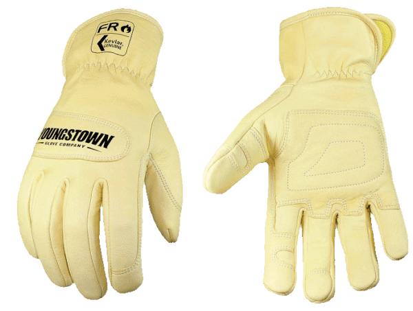 FR Ground Glove Lined w Kevlar®
