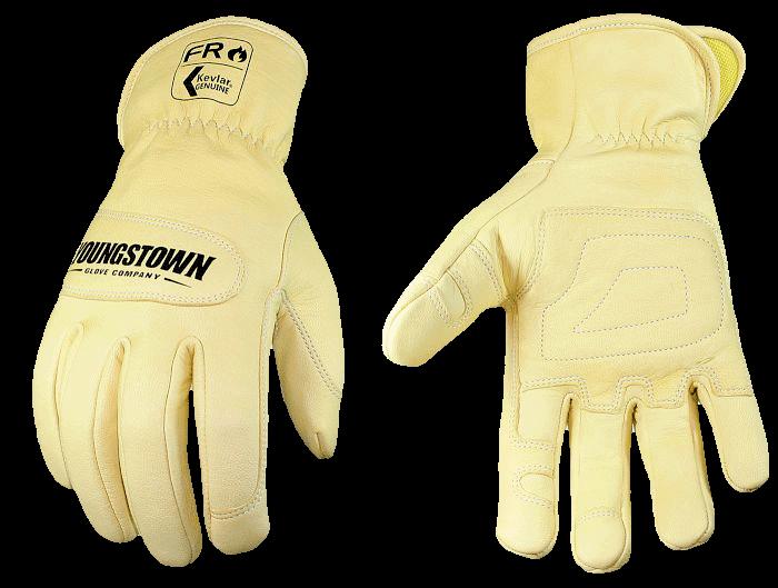 FR Ground Glove Lined w Kevlar®
