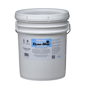 Polywater D-640 Dyna-Blue Cable Pulling Lubricant