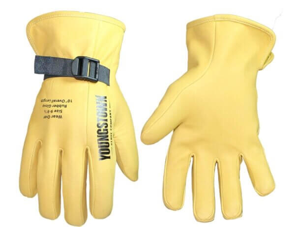 """Youngstown Glove ompany 10"""" Leather Protector"""