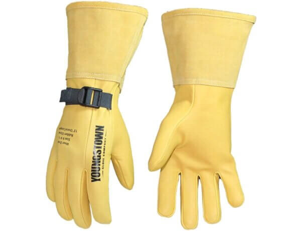 """Youngstown Glove Company Youngstown Glove 13"""" Leather Protector"""