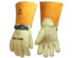 Youngstown Glove Company 14″ Leather Protector Lined with Kevlar®