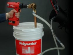 Polywater Polywater LP-D5 Lubricant Pump