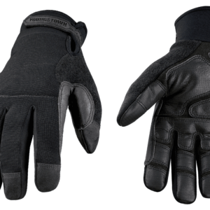 Youngstown Glove Company MWG Waterproof Winter All Black