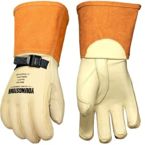 "Youngstown Glove Company 13"" Primary Leather Protector"