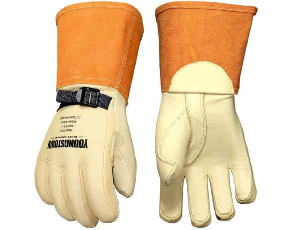 """Youngstown Glove Company 13"""" Primary Leather Protector"""
