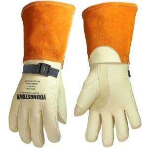 "Youngstown Gloves 15"" Leather Protector"