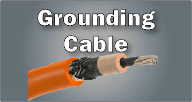 Trystar Grounding Cable